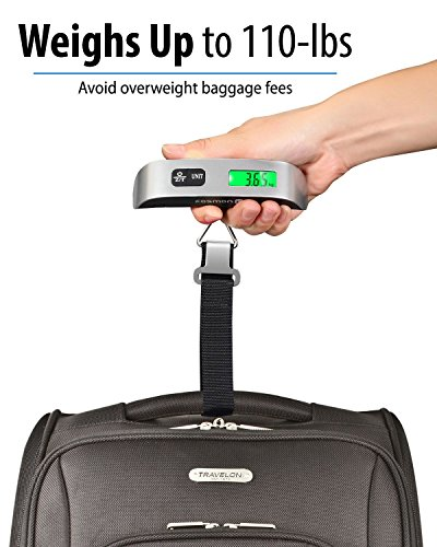 LUGGAGE SCALES REVIEWS